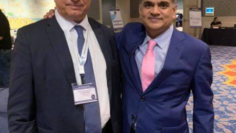 Mέλος του Διεθνούς Διοικητικού Συμβουλίου Society of Robotic Surgery, SRS