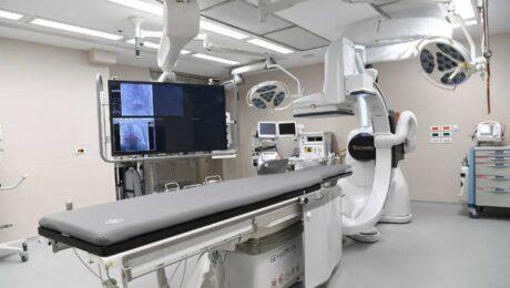 Νέο Ρομποτικό Υβριδικό Χειρουργείο